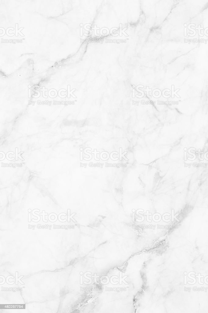 White marble texture for design. stock photo