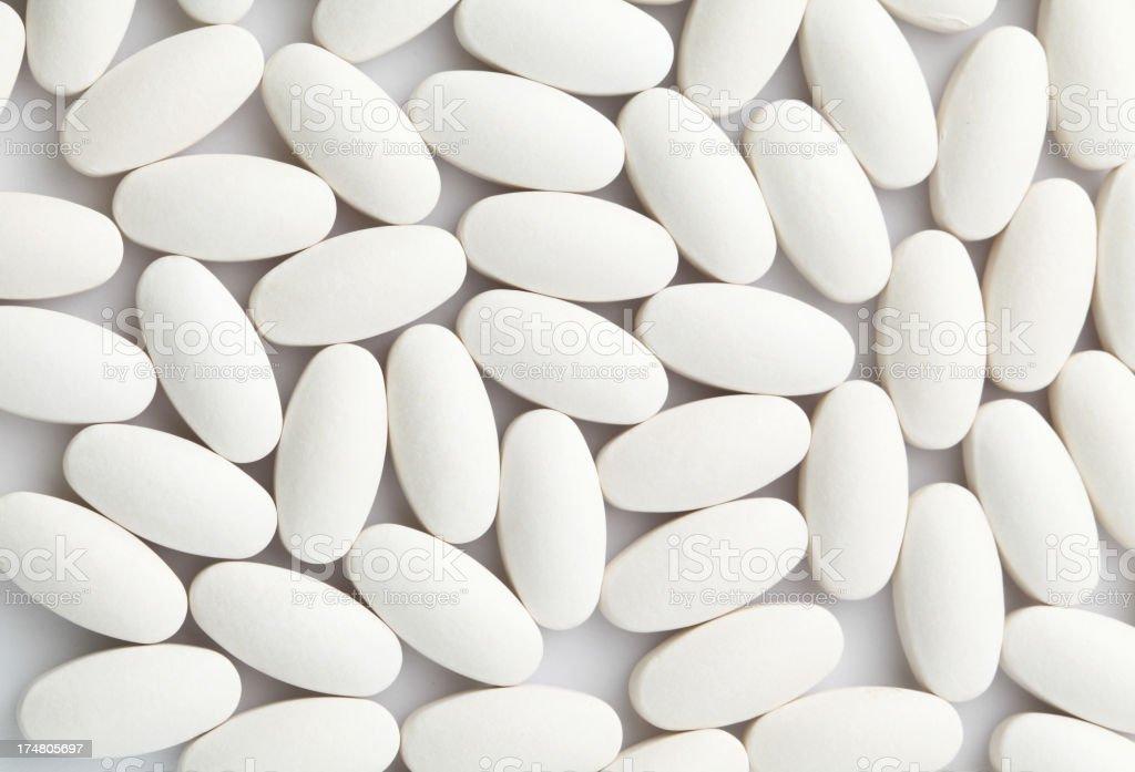 white medicine royalty-free stock photo