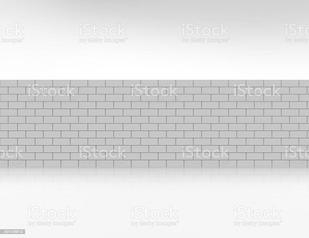 White metro tiles- Background texture stock photo