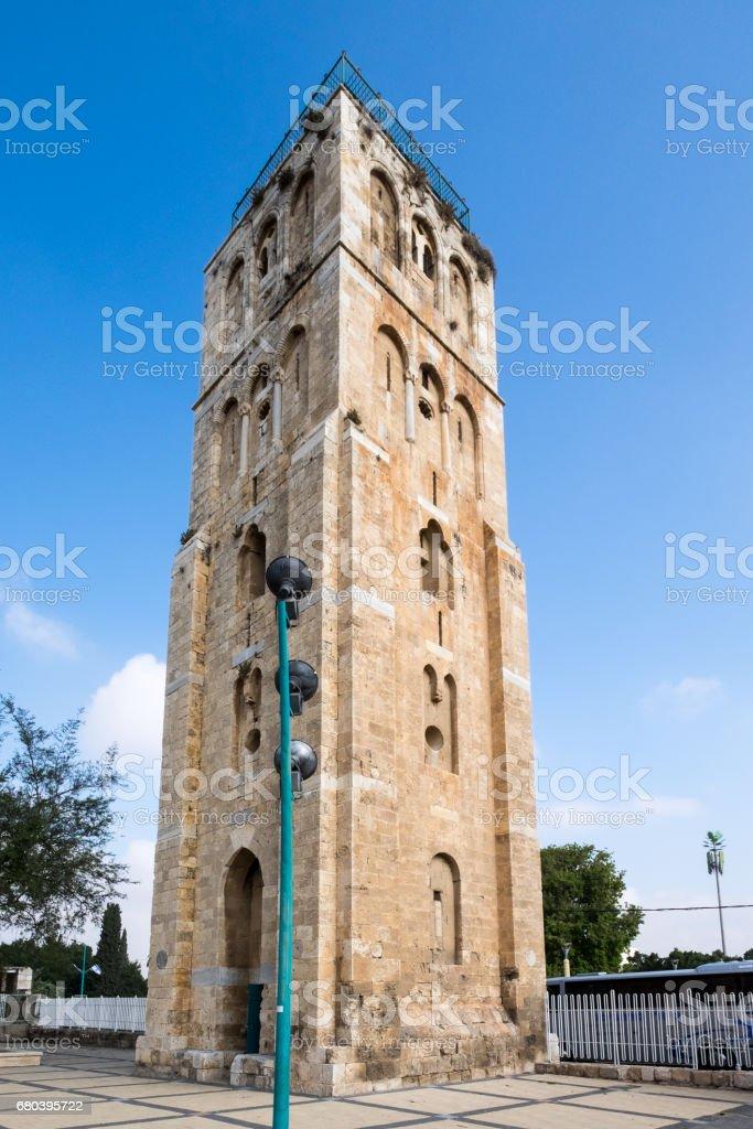 White Mosque, Ramla stock photo