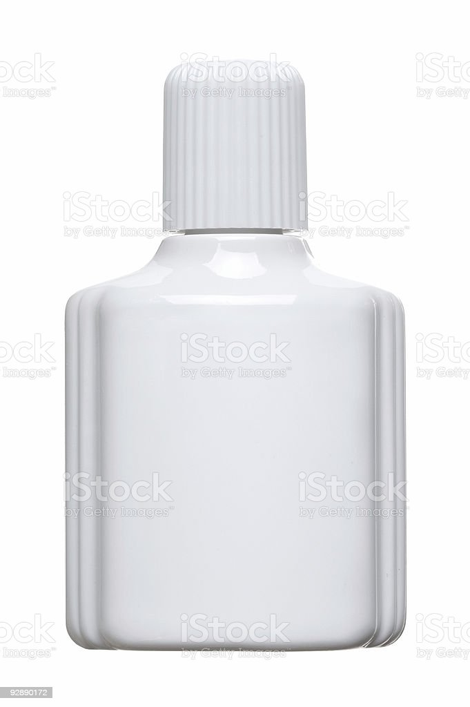 White Out royalty-free stock photo