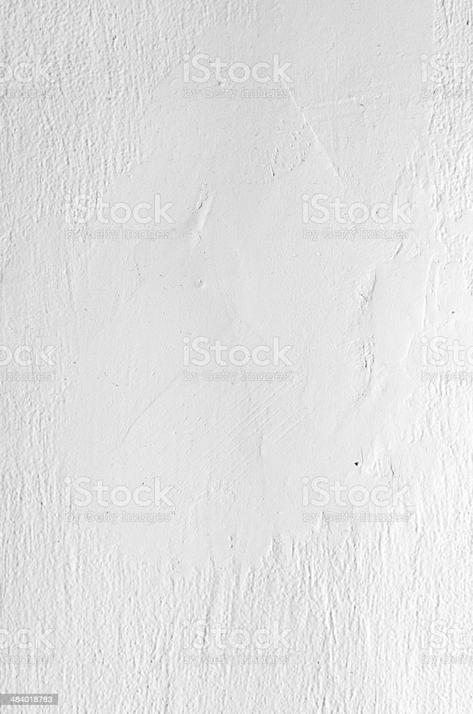 White Painted Textured Wall stock photo