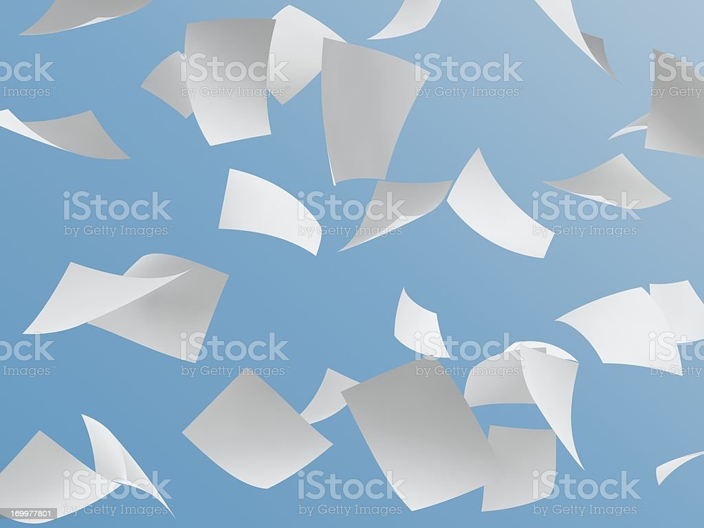 white papers royalty-free stock photo