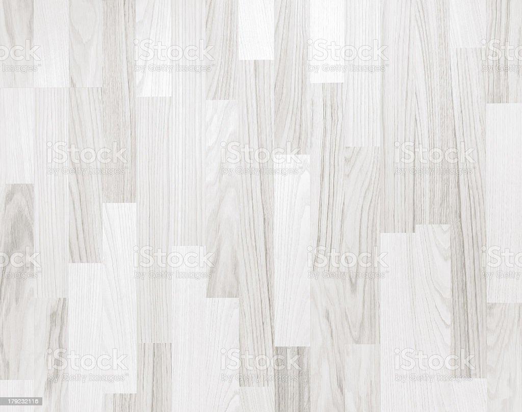 White parquet wooden texture stock photo