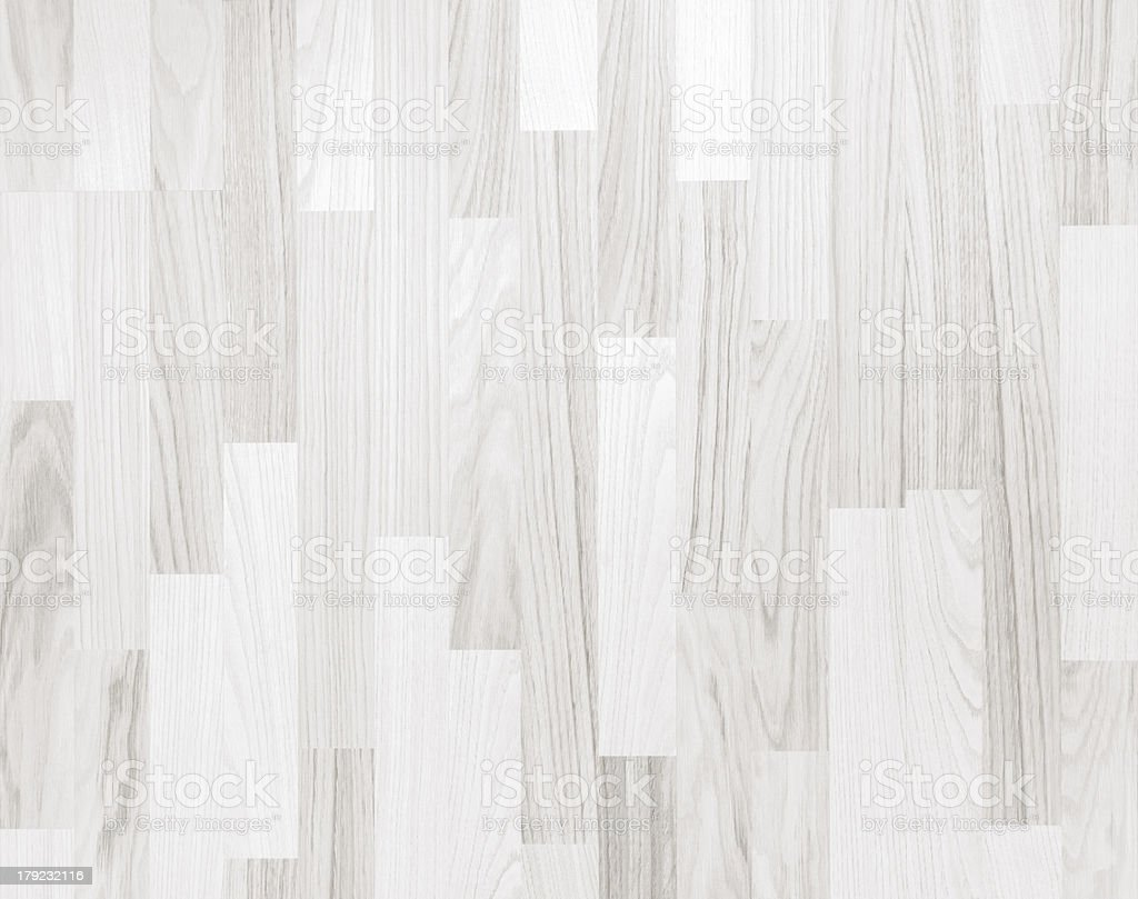 White parquet wooden texture stock photo