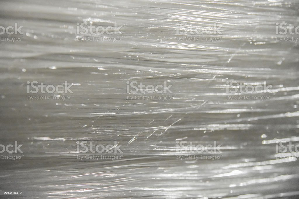 white plastic background stock photo