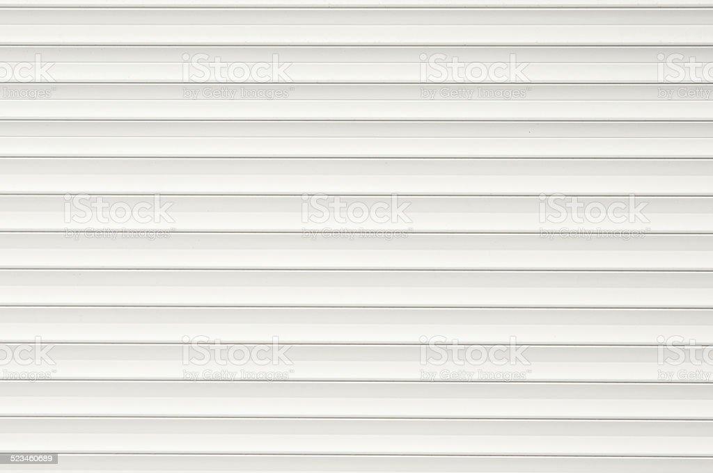 White plastic panels texture stock photo