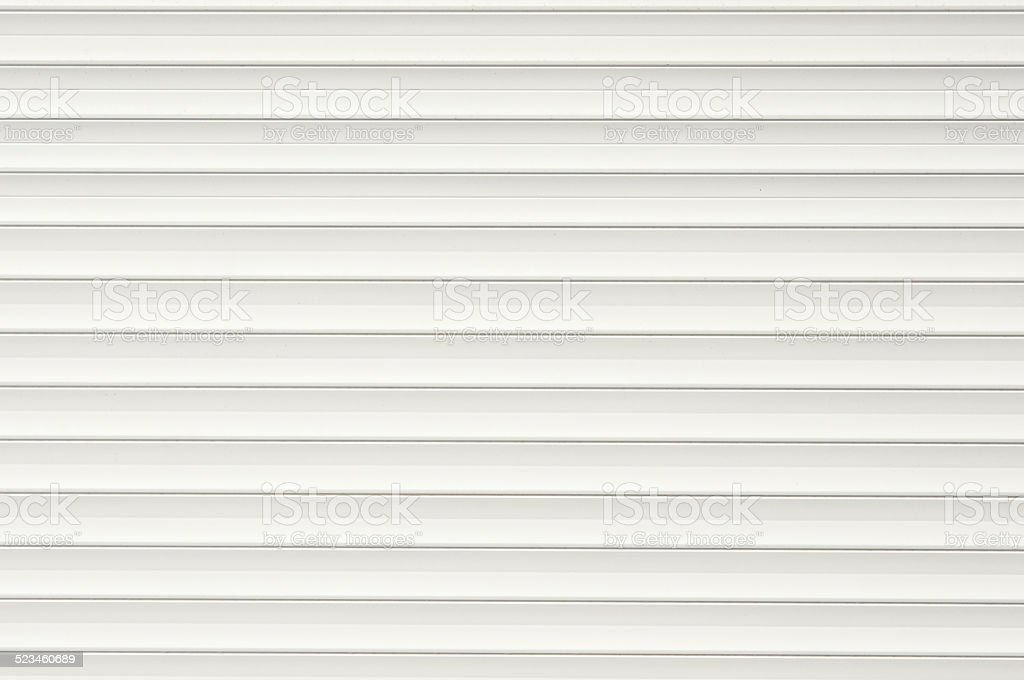 White plastic panels texture stock photo