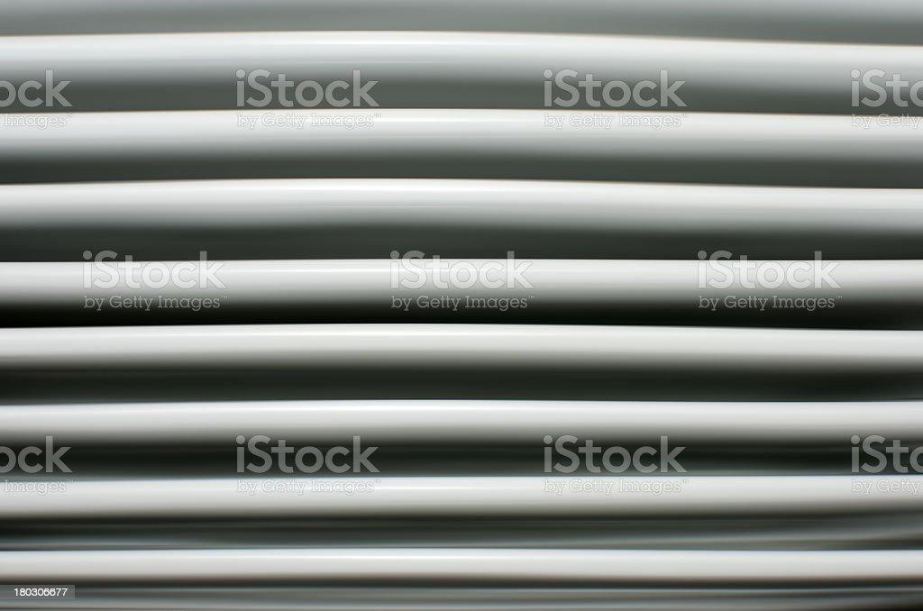 white plates royalty-free stock photo