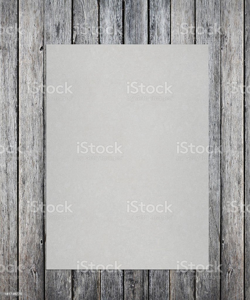 white poster royalty-free stock photo