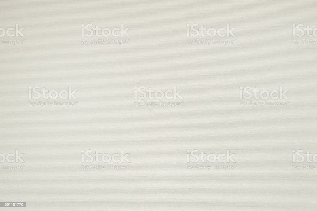 White primed canvas background texture stock photo