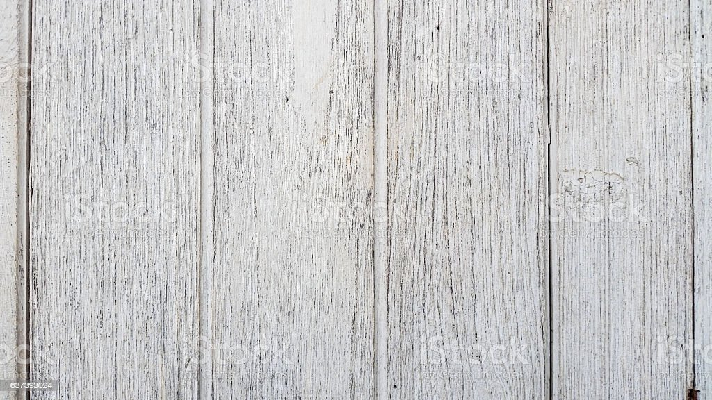 White real wood texture background pattern stock photo