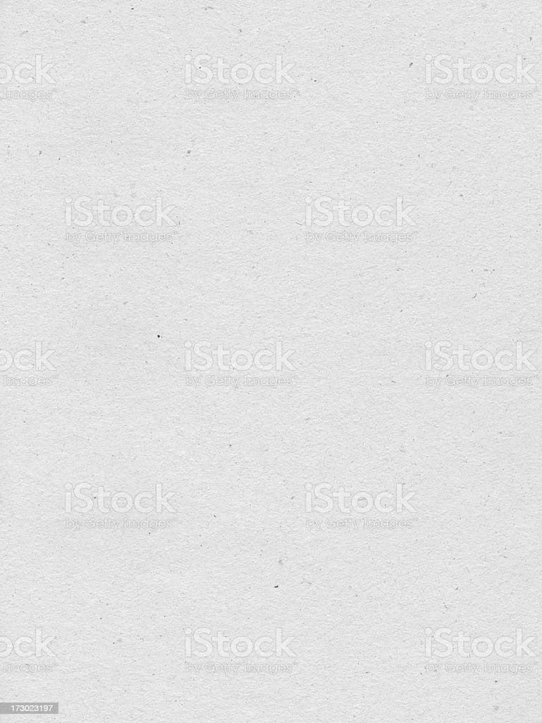 White Recycle paper XXL stock photo