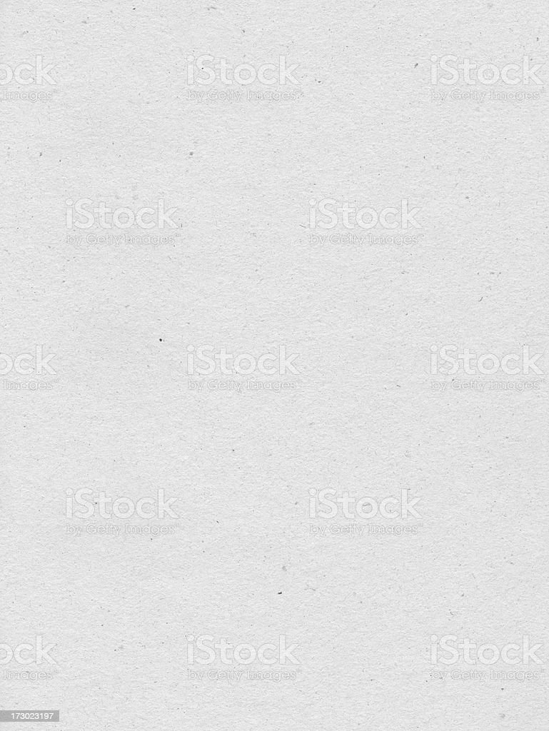 White Recycle paper XXL stock photo