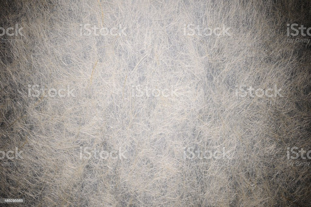 White rice paper texture background with spotlight royalty-free stock photo