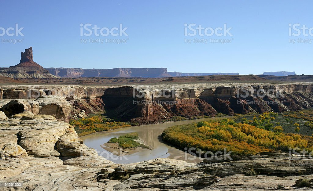 White Rim royalty-free stock photo