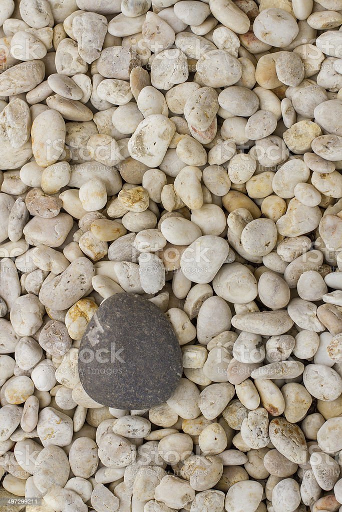 White river stone royalty-free stock photo