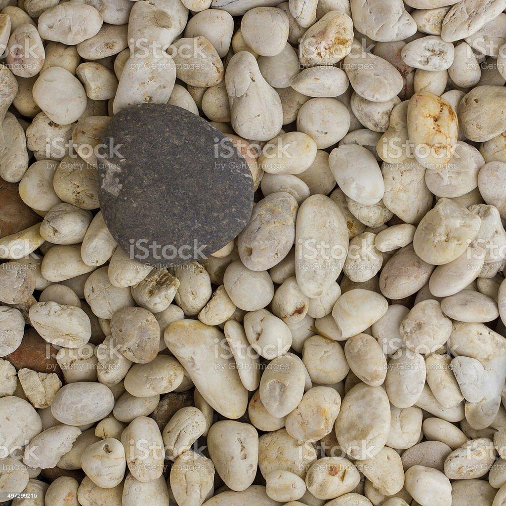 White river stone royalty-free stock photo