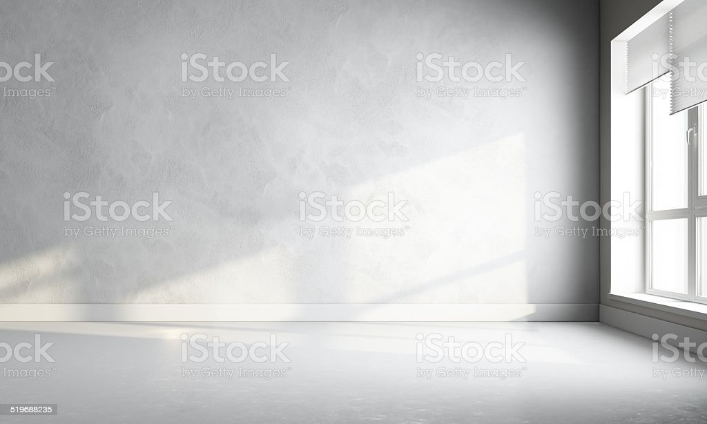 white room stock photo