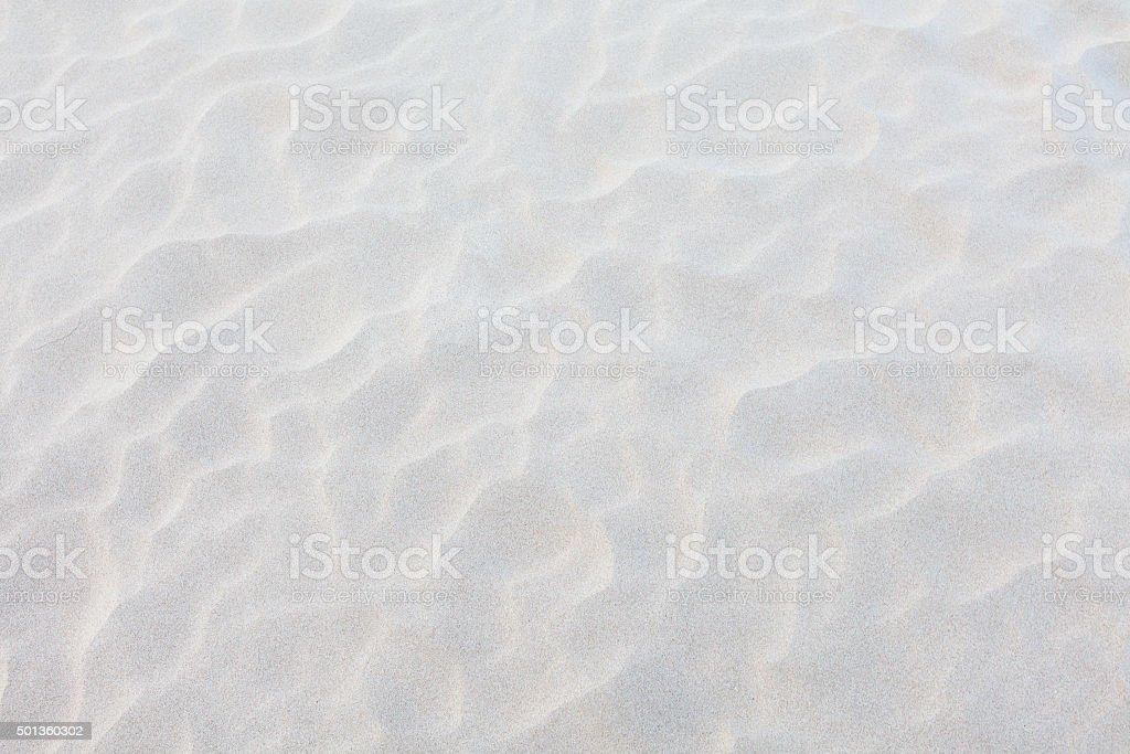 white sand background stock photo