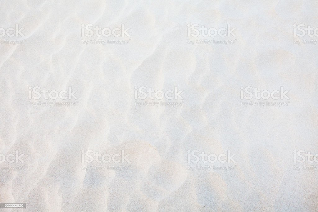 white sand background stock photo