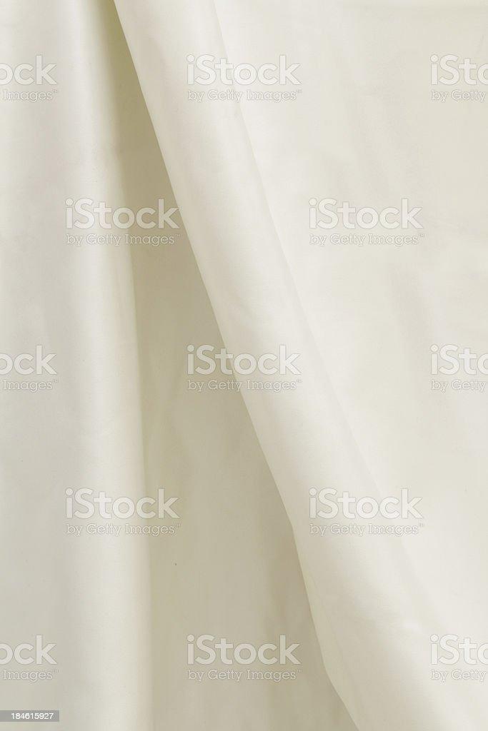 White satin silk vertical background royalty-free stock photo