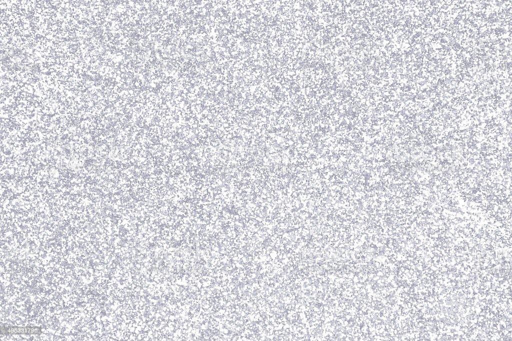 White Silver Glitter Sparkle Texture stock photo