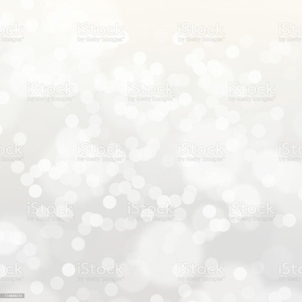White silver sparkles royalty-free stock photo