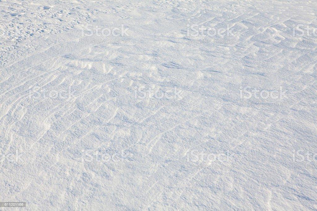 white snow background stock photo