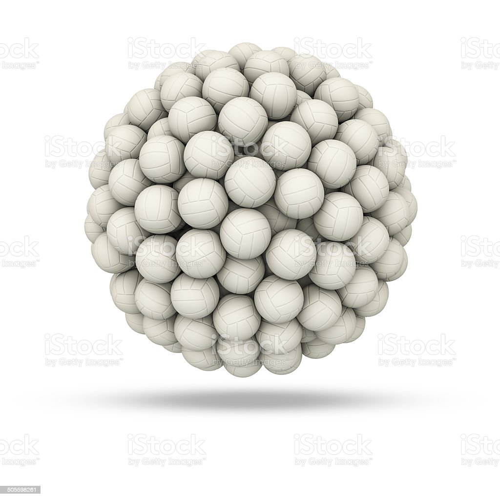 White soccer ball sphere royalty-free stock photo