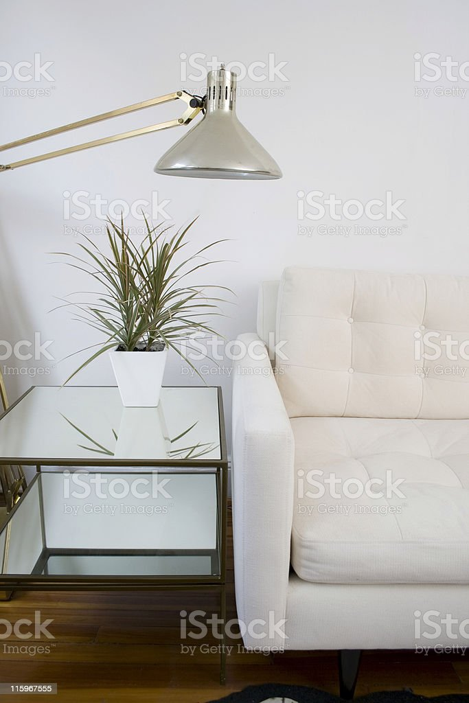 White Still Life royalty-free stock photo