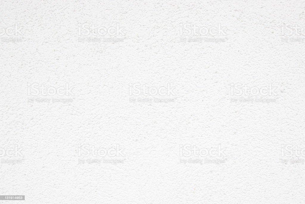 White stucco background royalty-free stock photo
