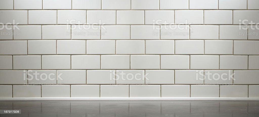 Piastrelle Bianche Cucina Foto di Stock 157317326 | iStock