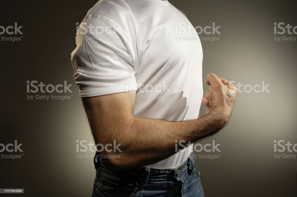 white t shirt series stock photo