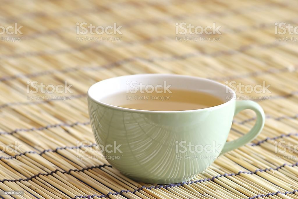 white tea royalty-free stock photo