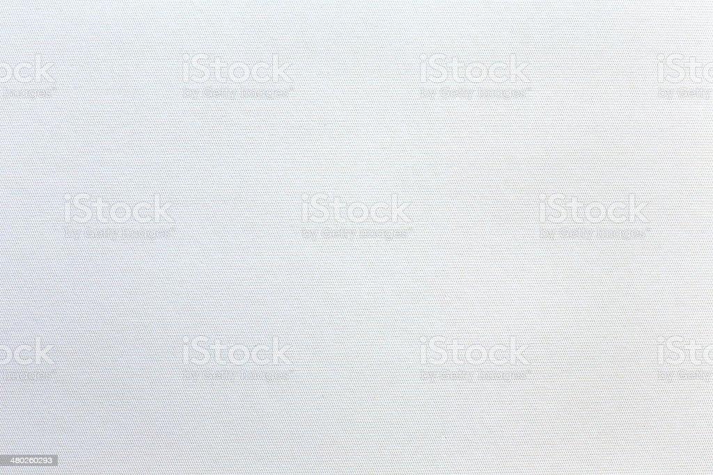 White Textile Background. stock photo