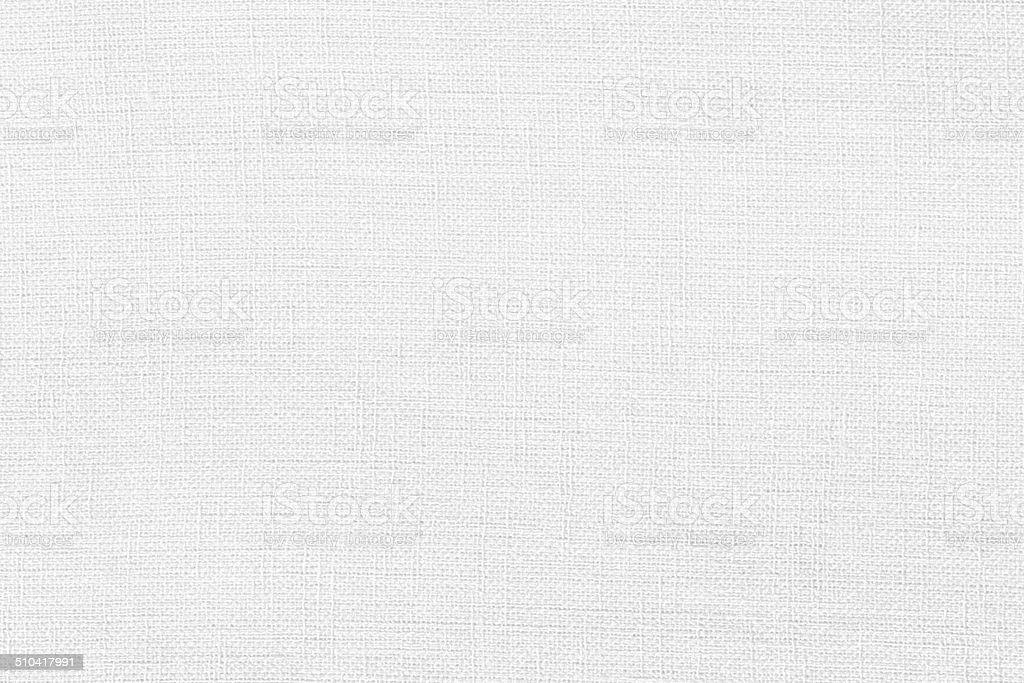 White Textile Background stock photo