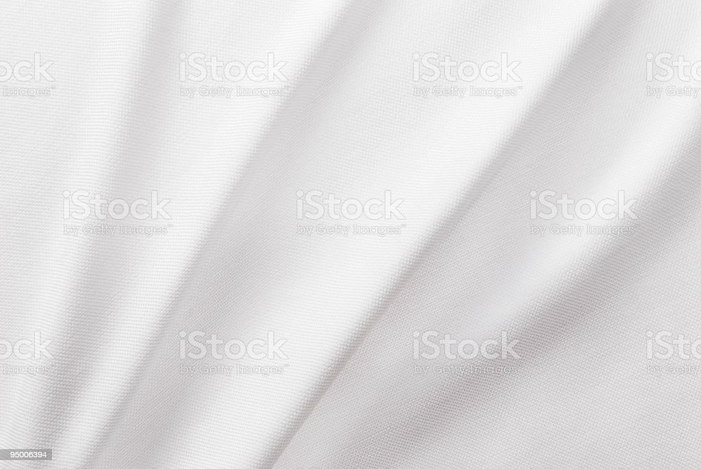 white textile material royalty-free stock photo