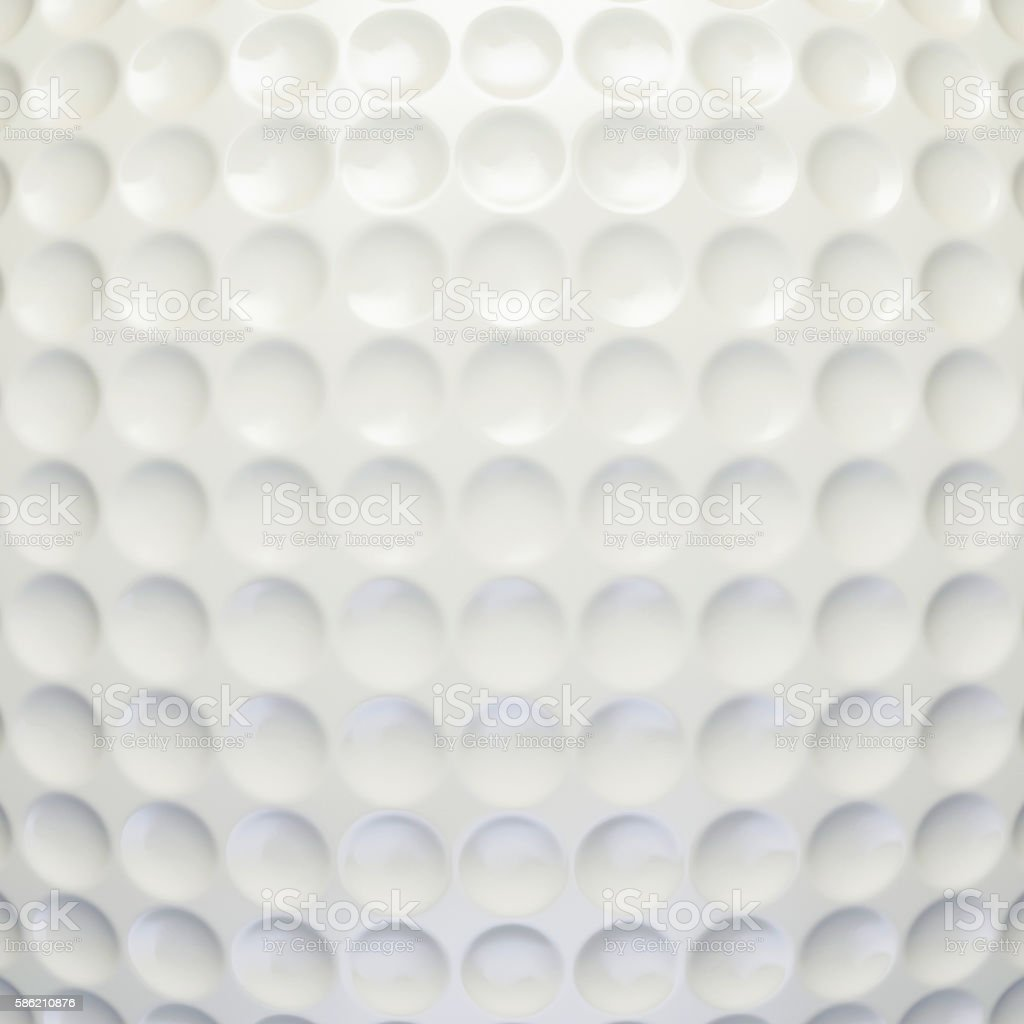 White texture in golf style. stock photo