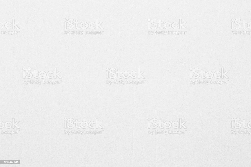White textured paper background stock photo