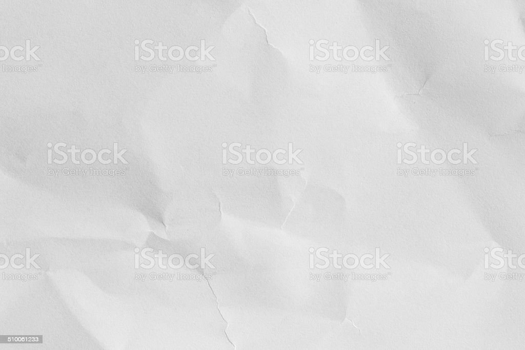 White textured paper. stock photo