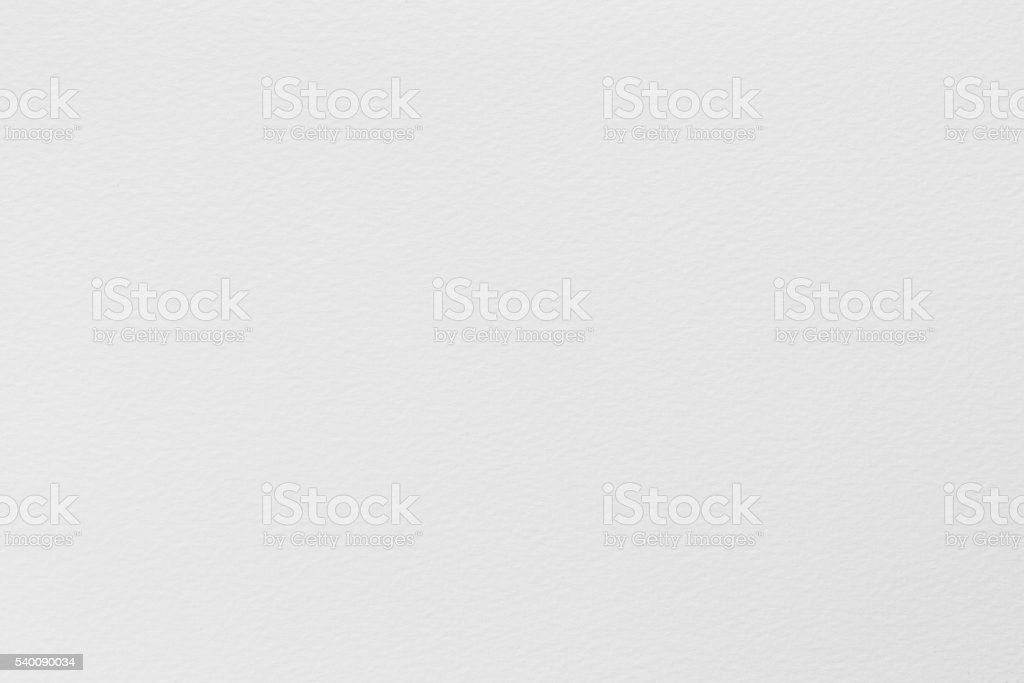 White textured paper stock photo
