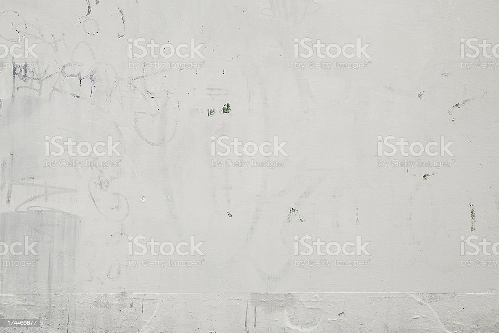 White textured wall background royalty-free stock photo
