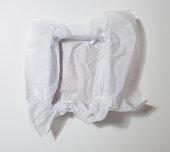 White Tissue Paper in Gift Box