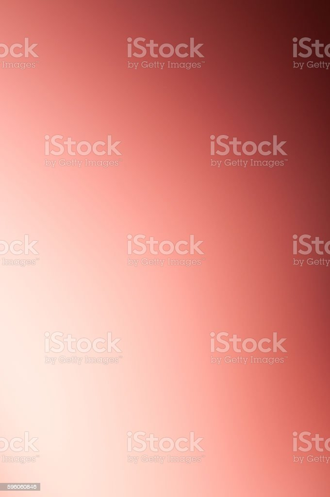 White to Red Fade stock photo