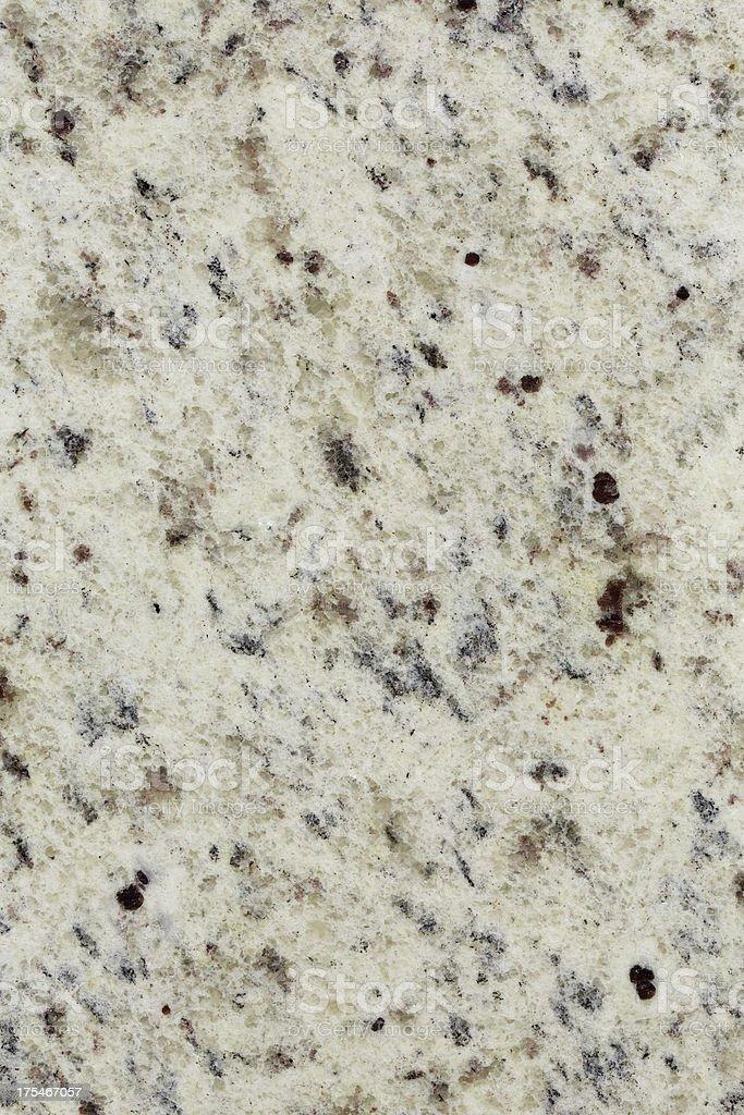 White Topazio Granite royalty-free stock photo
