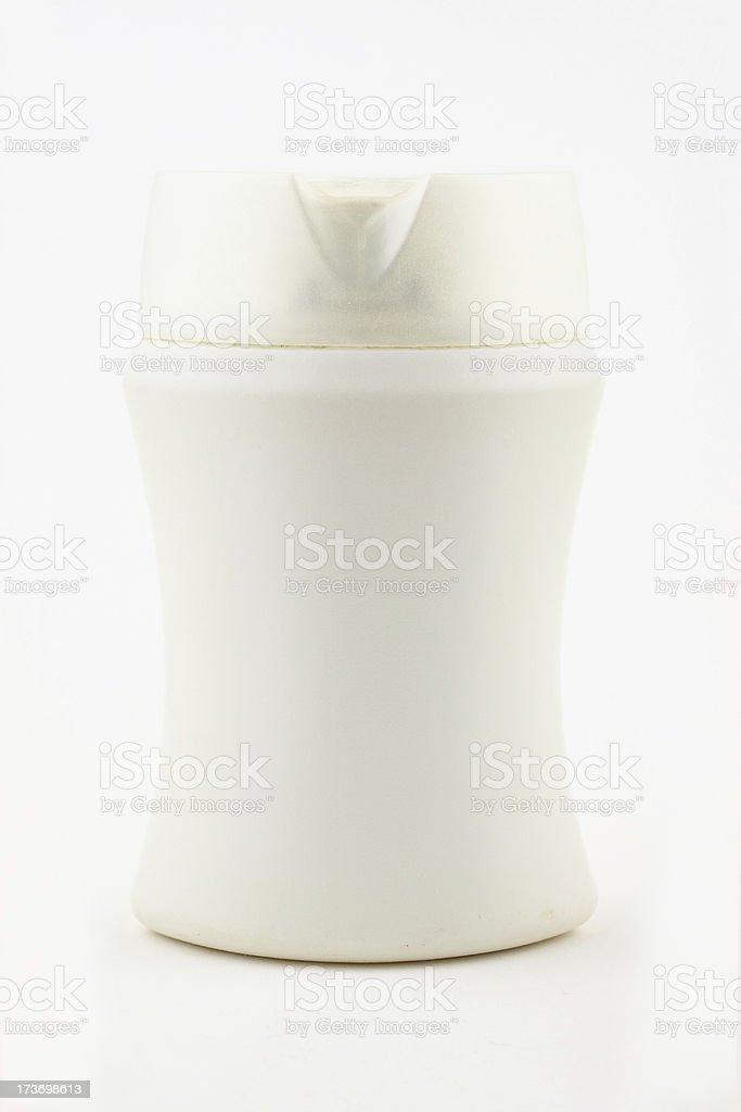 White tube royalty-free stock photo
