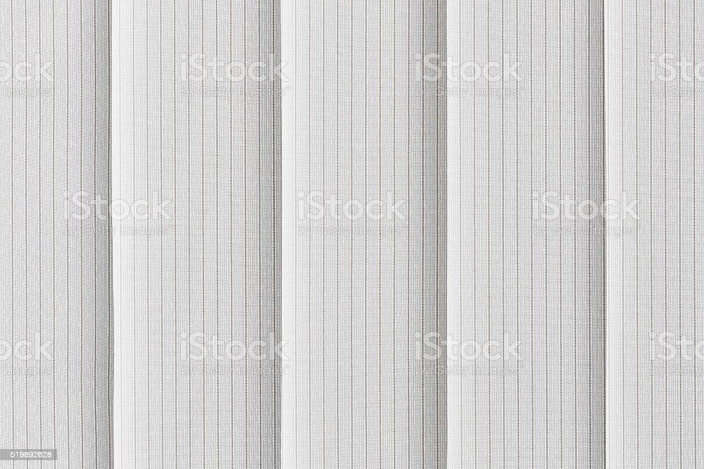 White vertical blinds stock photo