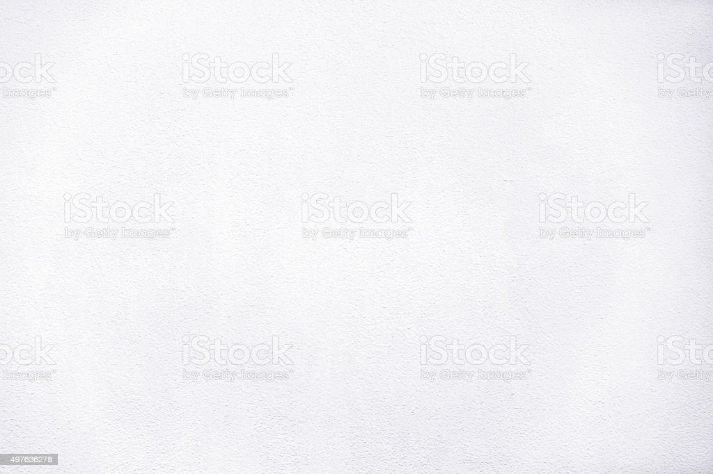 White wall background, copy space stock photo
