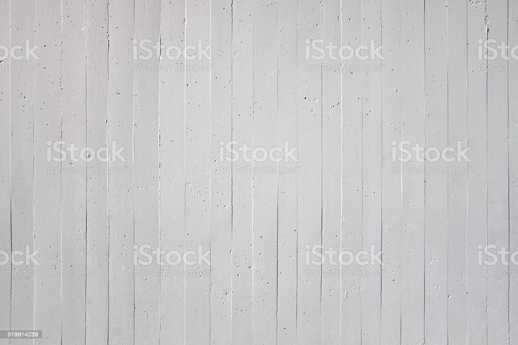 White wall of exposed concrete royalty-free stock photo